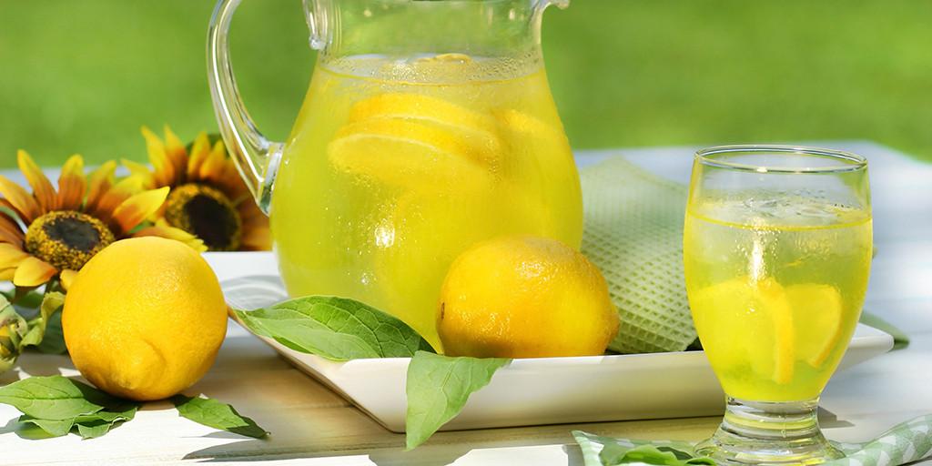 The Best Lemonade Ever - No Fail Recipes