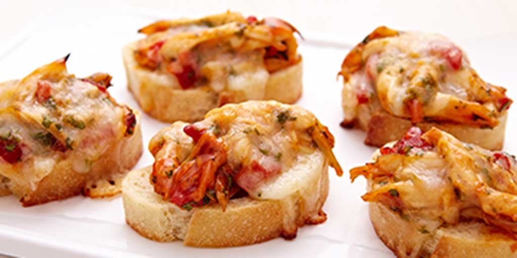 Pizza Canapés No Fail Recipes - Canapes