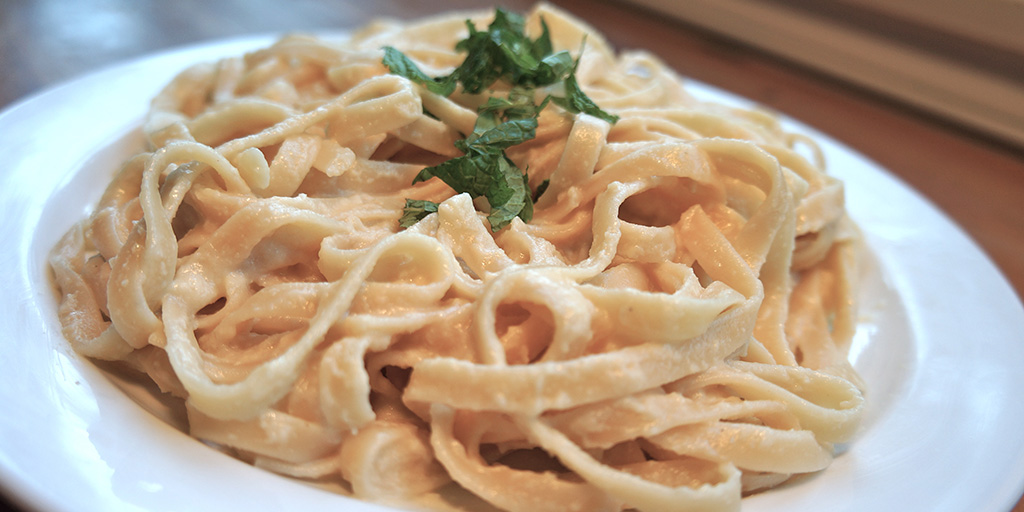 Creamy Cauliflower Alfredo Sauce Recipe