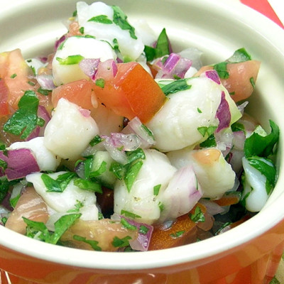Sea Scallop Ceviche