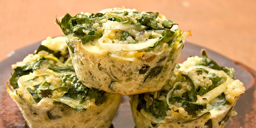 Spinach Amp Kale Quinoa Bites With Spirulina No Fail Recipes