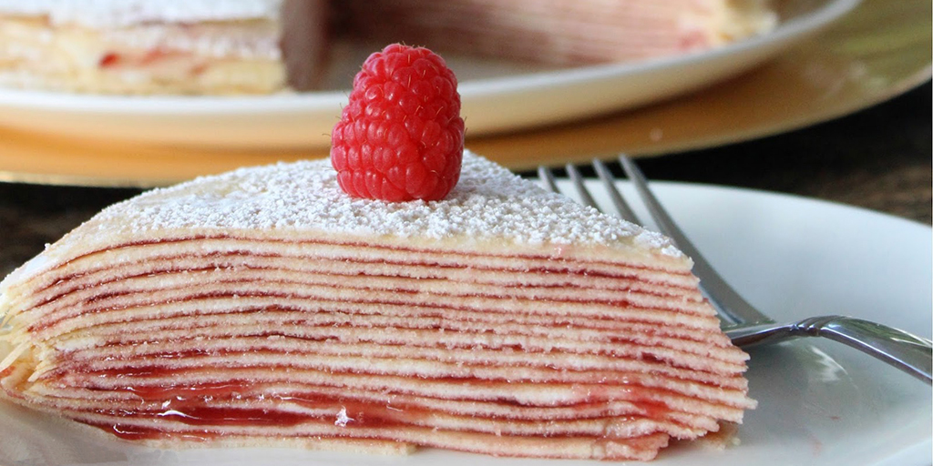 Berry Cream Cheese Crepe Cake No Fail Recipes