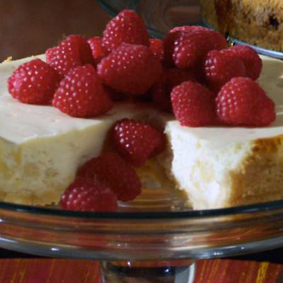 French Normandy Cheesecake
