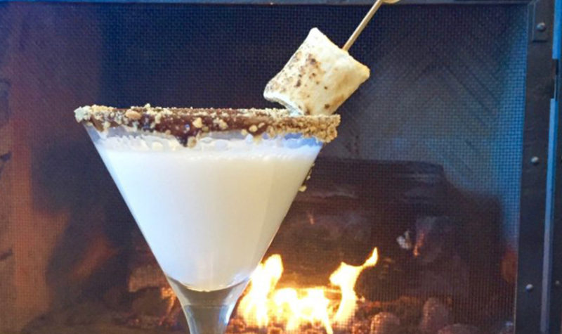 S'Moretini Cocktail