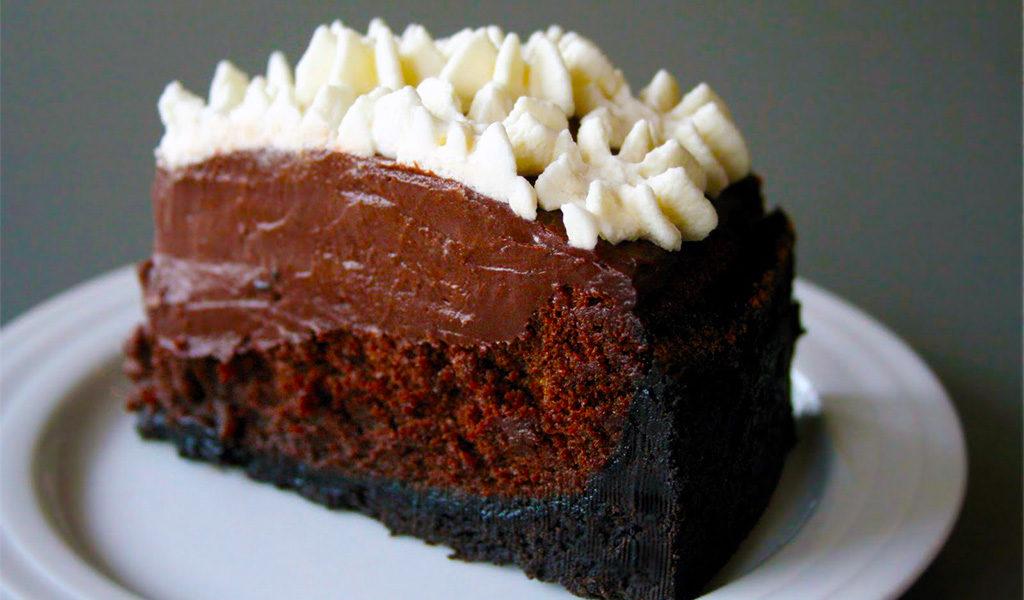Butter And Cocoa Mud Cake Recipe